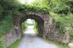 Deserted Railway Bridge Co. Waterford reverse view