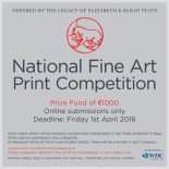 National Fine Art Print Competition 2016