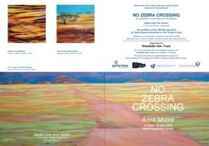 No Zebra Crossing by Anna Moore-1