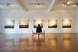 Interior of the Garter Lane Gallery,Waterford city Waterford.