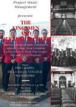 Kingsmen Waterford Concert