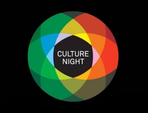 Culture night logo