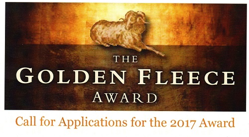 Golden Feece Award Logo