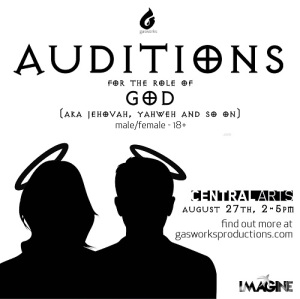 SDW Auditions Social Media