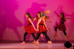 youth dance celebration 2016