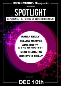 spotlight cental arts