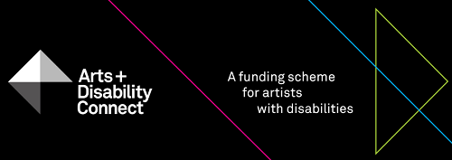 arts and disabilities dunding scheme