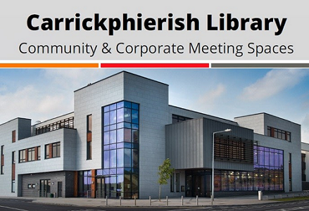 Carrickpherierish library waterford