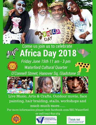 Africa Day banner 2018