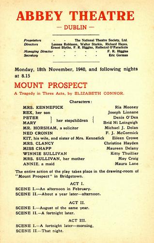 mount prospect script