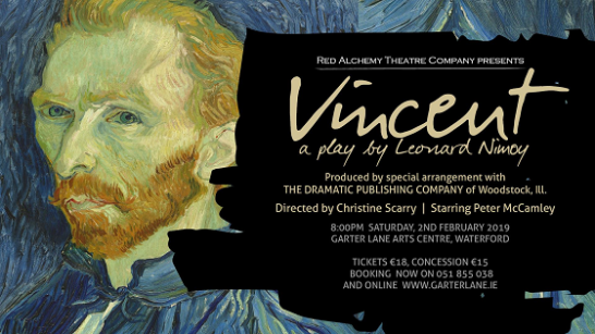 vincent a play by leonard nimoyresized