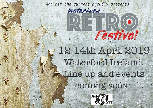 Waterford Retro Festival sesized
